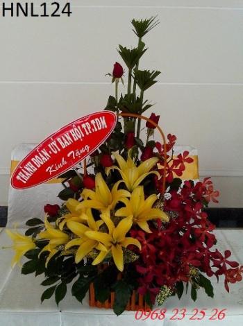 hoa ngay le hnl124