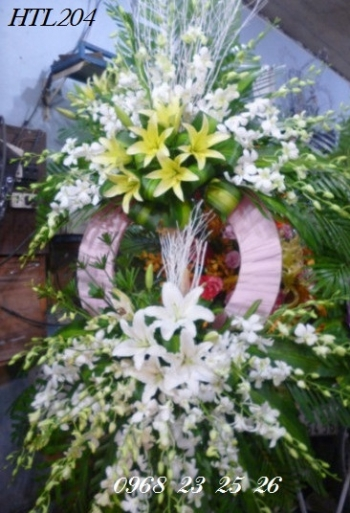 hoa tang le  htl204