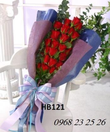 hoa bo hb121