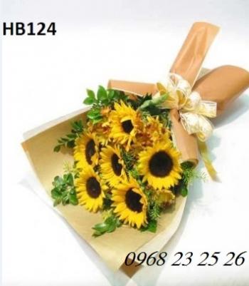 hoa bo hb124